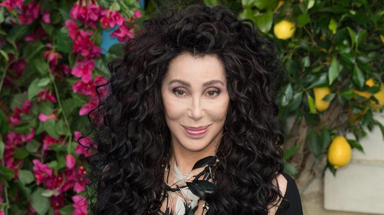 Cher en 2018
