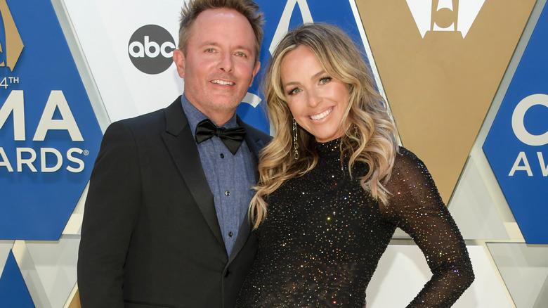 Chris Tomlin, esposa embarazada Lauren