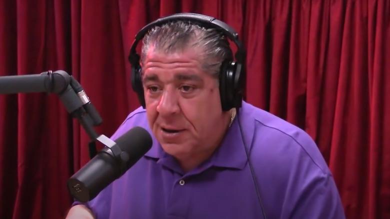 Joey Diaz en el podcast de Joe Rogan