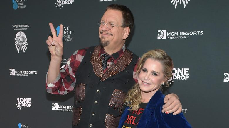 Penn y Emily Jillette