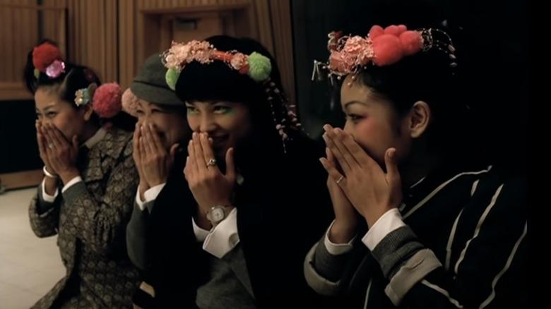 Lo que esperas para chicas Harajuku