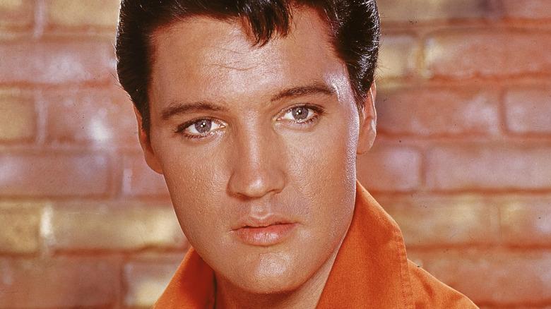 Mirada de Elvis Presley