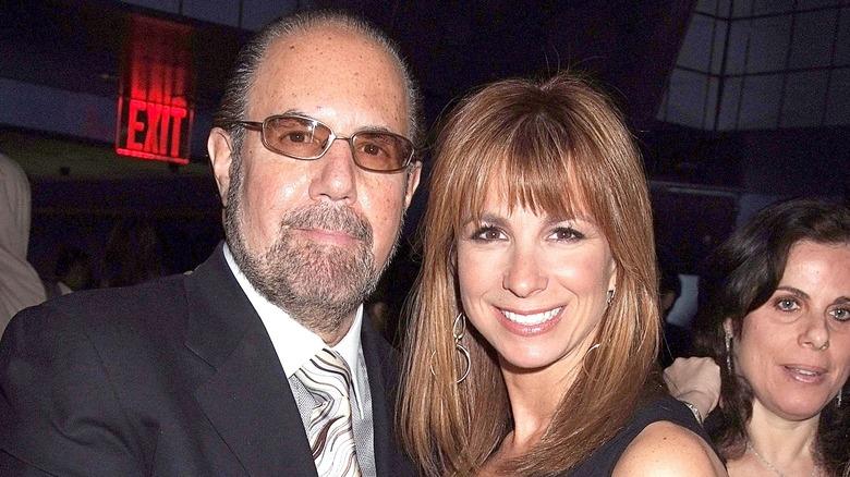 """Bobby y Jill Zarin en la fiesta de proyección """"Real Housewives of New York City"""""""