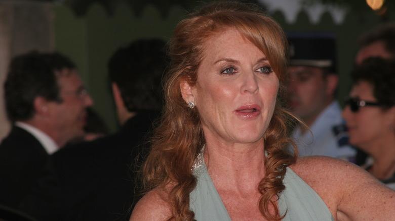 Sarah Ferguson alrededor de 2011