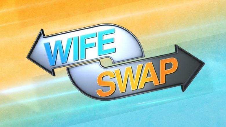 El logo de intercambio de esposas