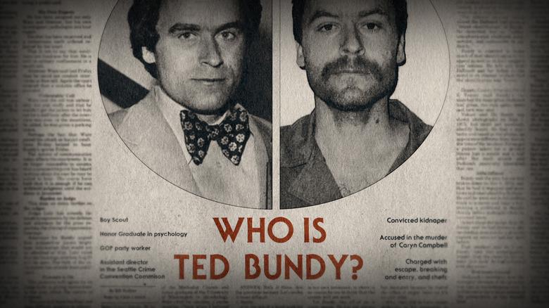 Ted Bundy disfrazado