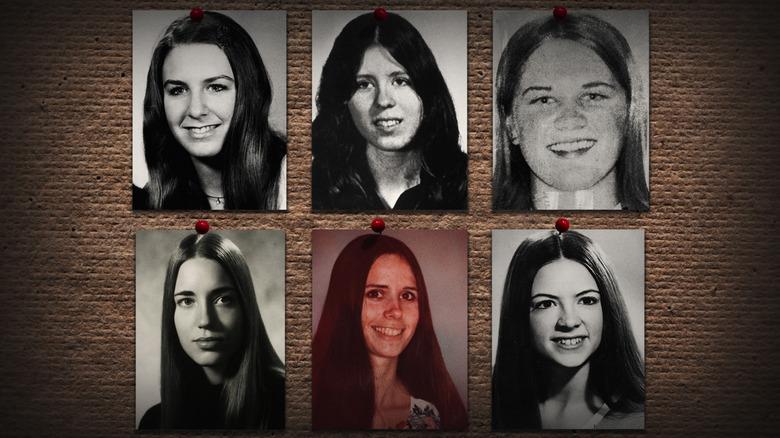 Las víctimas de Ted Bundy
