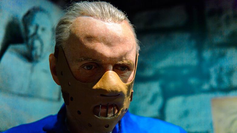Recreación de Hannibal Lecter