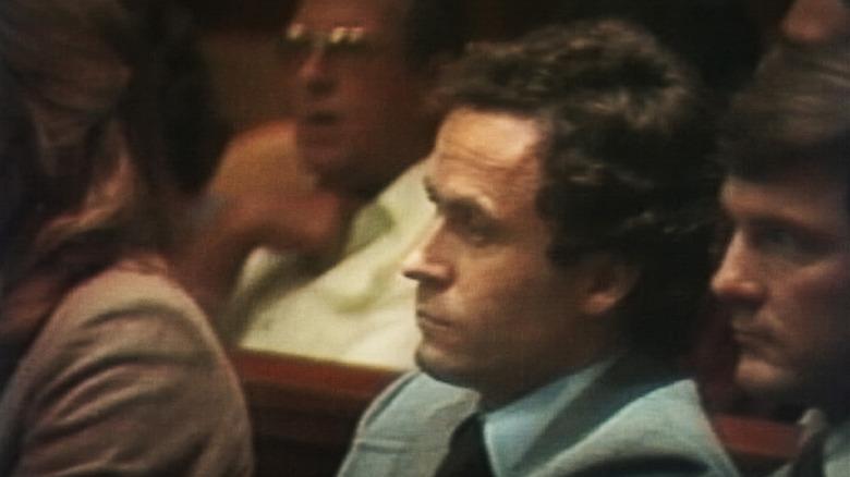 Ted Bundy en la corte