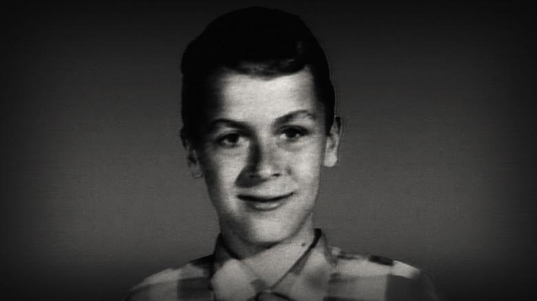 Ted Bundy de niño