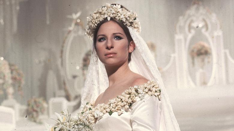 Barbra Streisand en Funny Girl