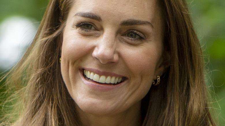 Kate Middleton en el Museo de Historia Natural de Londres
