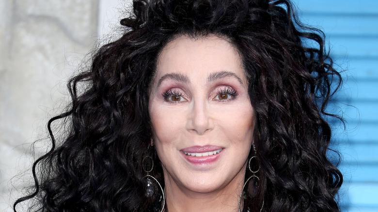 retrato de Cher