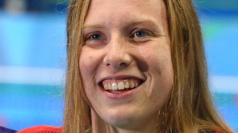Lilly King en los Juegos Olímpicos de Río