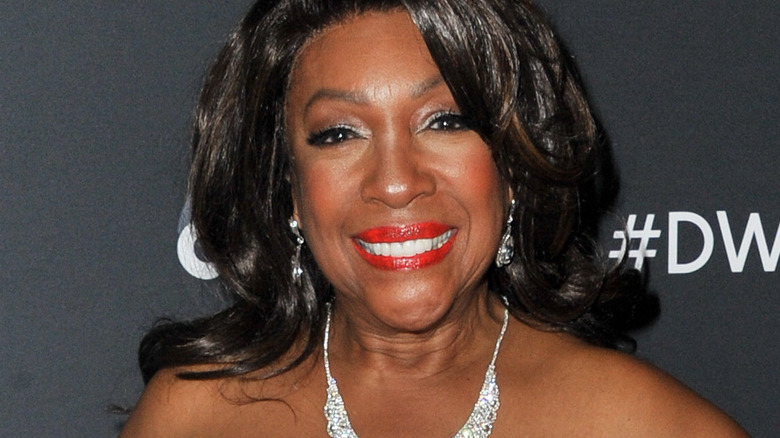 Mary Wilson promocionando Dancing with the Stars