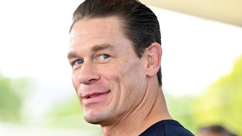 John Cena en la alfombra roja