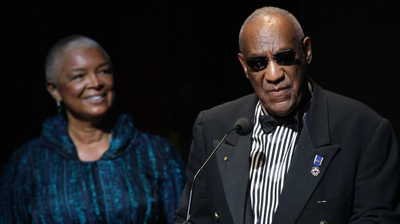 Bill Cosby y Camille en 2009