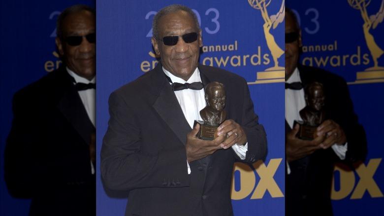 Bill Cosby gana un Emmy en 2003