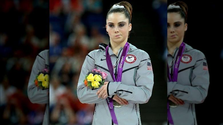 McKayla Maroney en los Juegos Olímpicos de 2012