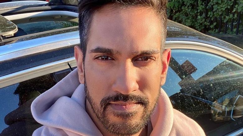 Selfie de Amrit Kapai, foto de 2021