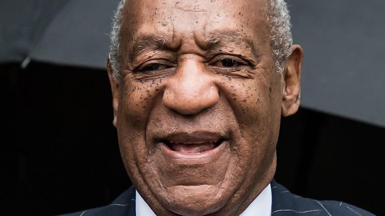 Bill Cosby fuera de la corte en 2018