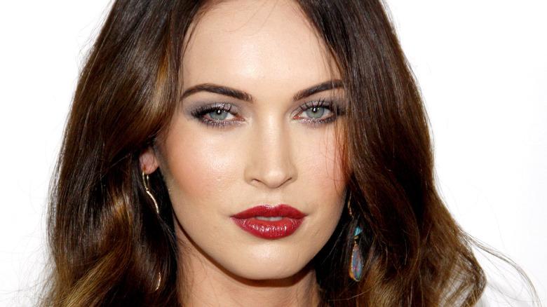 Megan Fox en la alfombra roja