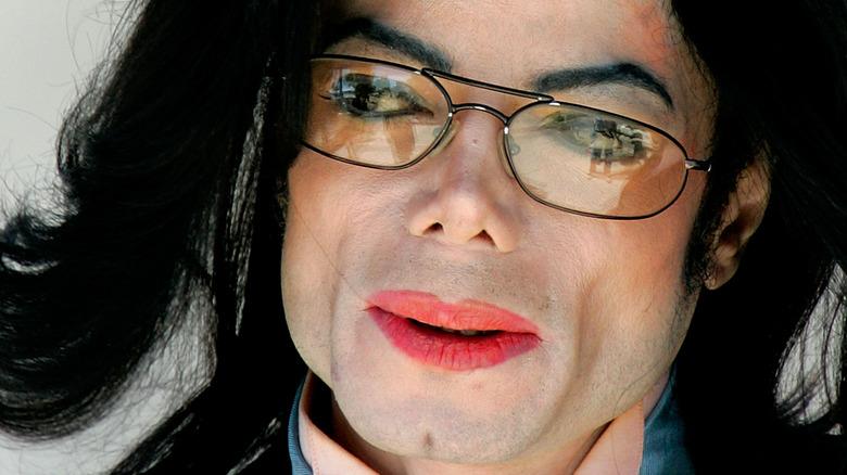 Michael Jackson de cerca