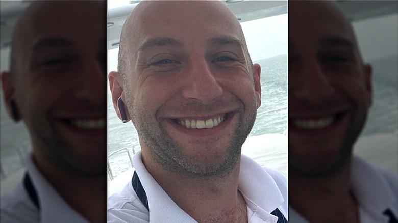 Chef Mathew Shea sonriendo