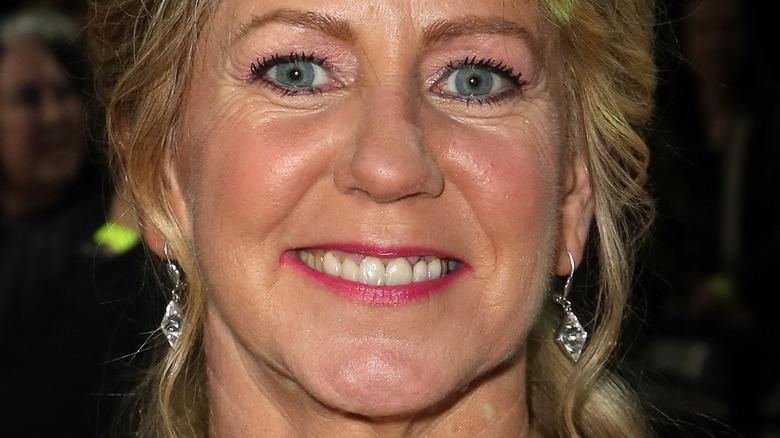 Tonya Harding sonriendo 2018