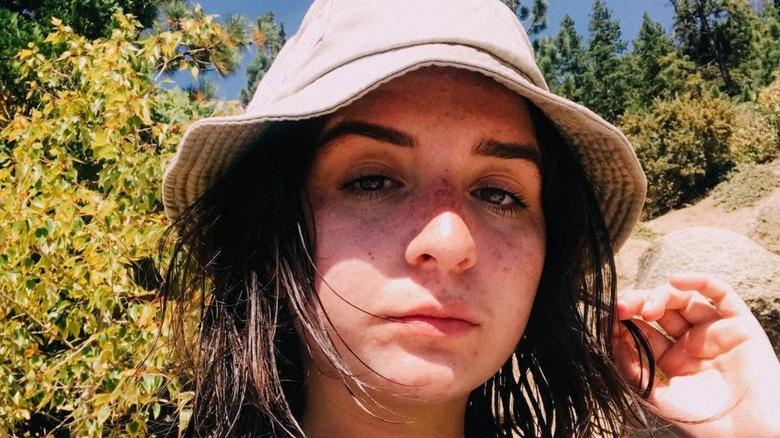 Foto de primer plano de Monalisa Pérez