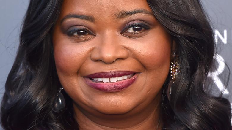 Octavia Spencer sonriendo