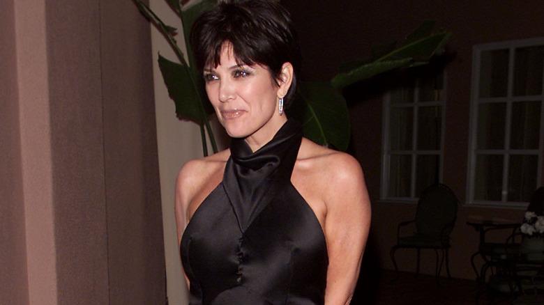 Kris Jenner a principios de la década de 2000
