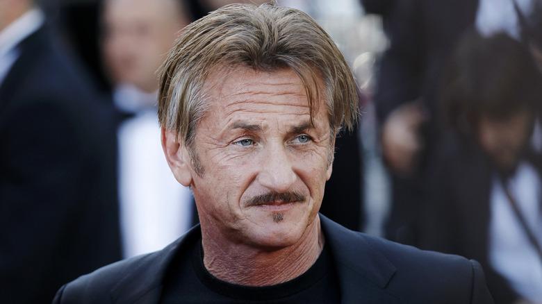 Sean Penn en el Festival de Cine de Cannes en 2016