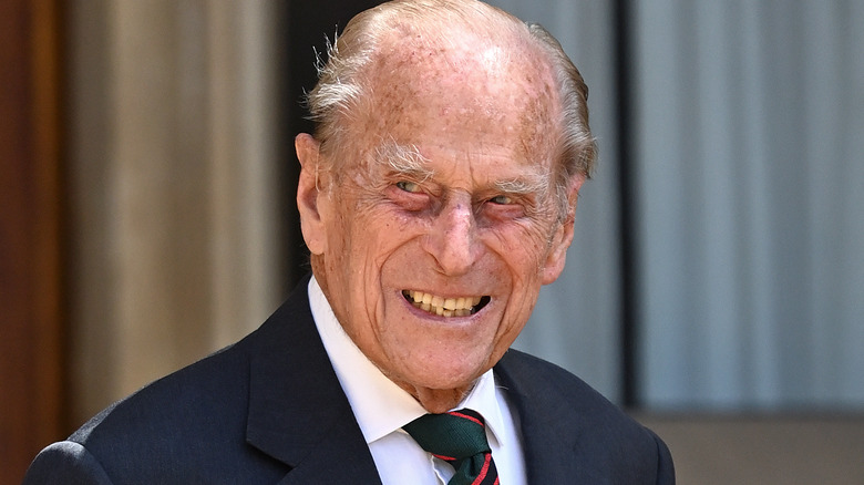 Cejas del príncipe Felipe