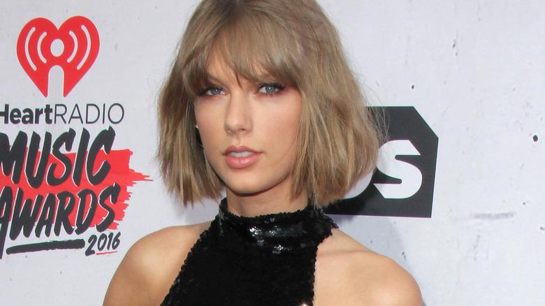 Taylor swift en los iHeartRadio Music Awards