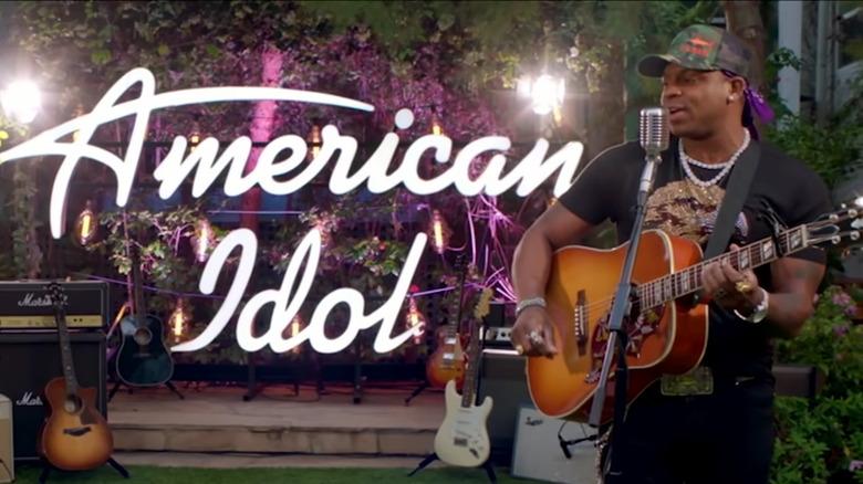 Jimmie Allen en American Idol
