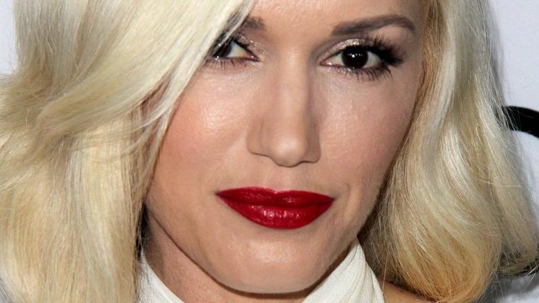 Gwen Stefani en la alfombra roja
