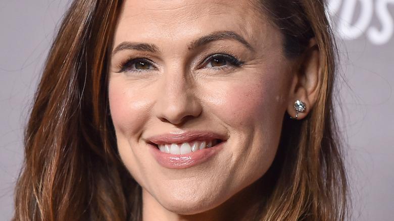 Jennifer Garner sonriendo