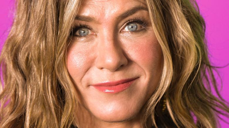Jennifer Aniston en la alfombra roja