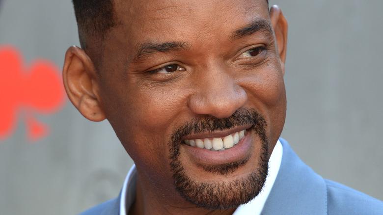 Will Smith sonriendo