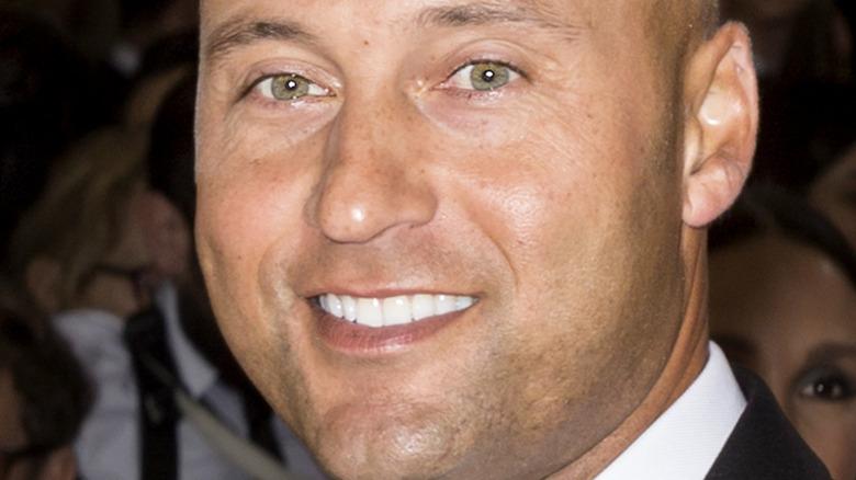 Derek Jeter ojos verdes