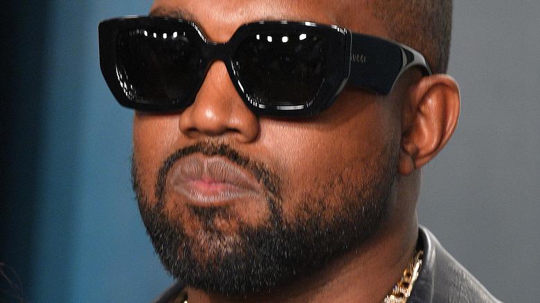 Kanye West en 2020