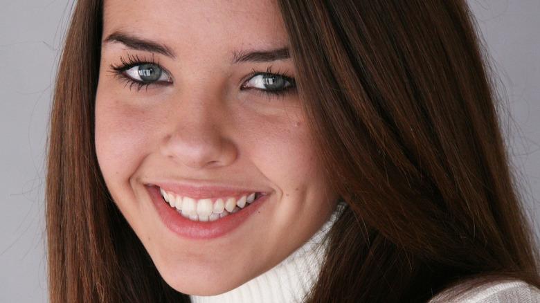 Alexis Neiers sonriendo