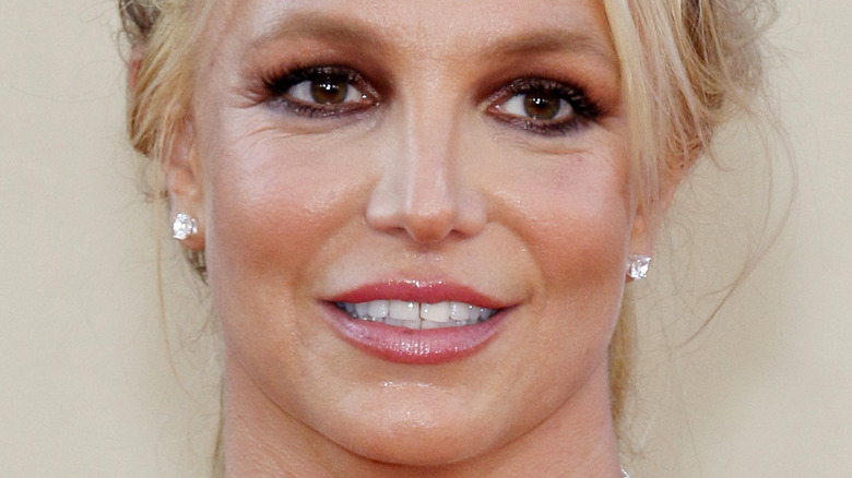 Britney Spears en el estreno de 'Once Upon a Time In Hollywood' en 2019