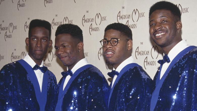 Boyz II Men en los American Music Awards