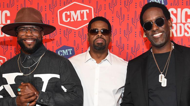 Boyz II Men en los CMT Music Awards