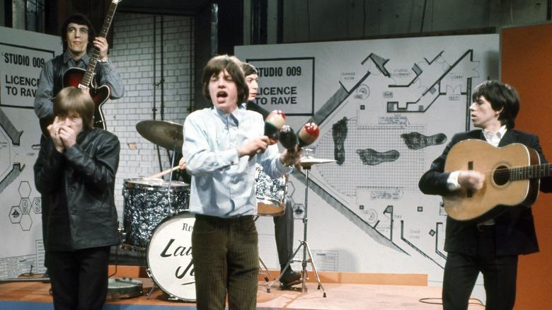 Los Rolling Stones en 1969