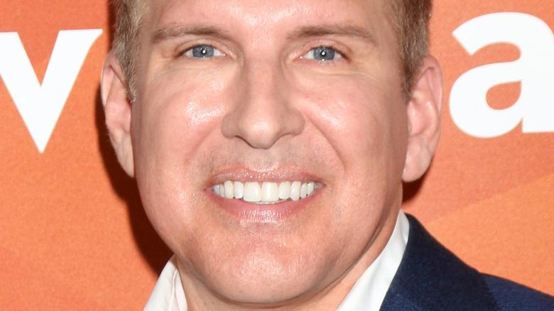 Todd Chrisley sonriendo
